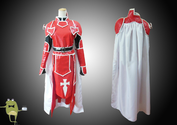 SAO Knights of Blood Heathcliff Cosplay Costume