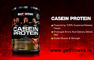 Pack on Robust Physique with Six Pack Nutrition 100% Casein