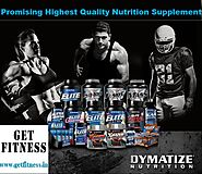 Dymatize Nutrition Supplements on Discount at Getfitness.in