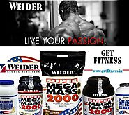 Weider Nutrition Offering Best Products for Over 70 Years