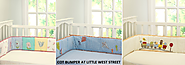 Cot Bumper – First thing of Newborn Baby Nursery