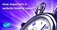 How important is website loading speed?
