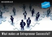 What makes an entrepreneur successful?