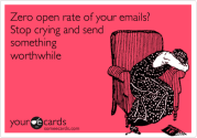 Are your customers ignoring your emails?