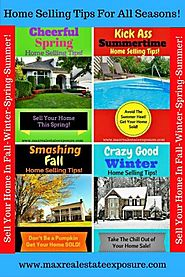 Seasonal Tips For Selling a Home in Fall Winter Spring Summer