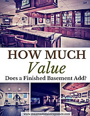 How Much WIll a Finished Basement Add to The Value of My Home