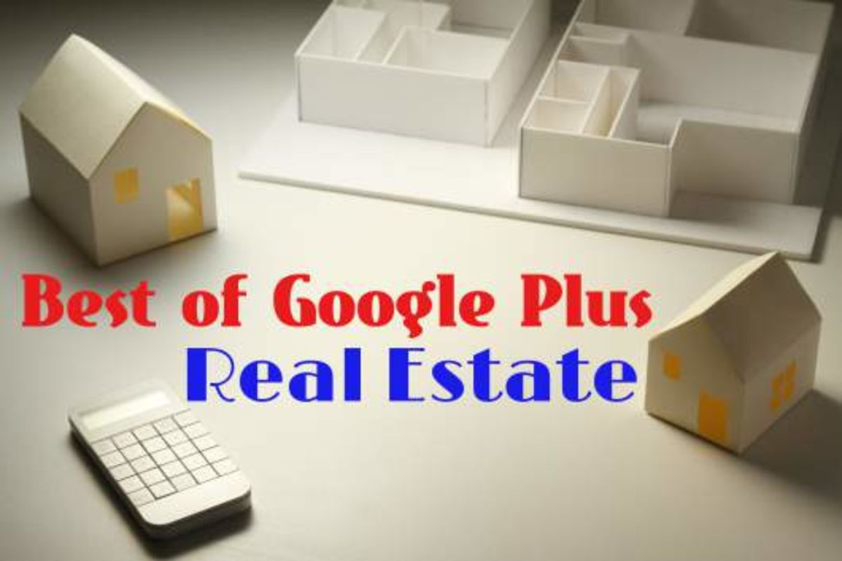 Headline for Best Real Estate and Mortgage Articles on Google+