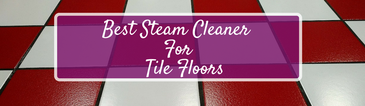 Headline for Best Steam Cleaner For Tile Floors