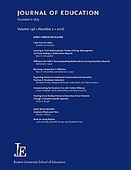 Open Access Journals on Teaching & Learning | Journal of Education