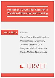 Open Access Journals on Teaching & Learning | International Journal for Research in Vocational Education and Training