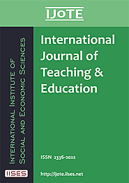 Open Access Journals on Teaching & Learning | International Journal of Teaching & Education