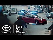 The All-New 2016 Toyota Prius | The Longest Chase #GoPriusGo | Toyota