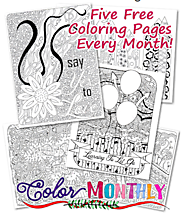 Coloring Books For Adults Free Printable