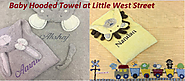Why Baby Is Comfortable With Hooded Towel?