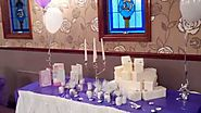 Confirmation party decoration by CelebrateIt at Templomore Arms Hotel, Ireland