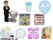 Communion party supplies decorations