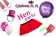 Hen Night - Mini Cowgirl Hat