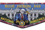 Blue Heron 349-Staff