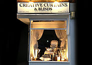 Leading Interior Decor Shop - Creative Curtains & Blinds