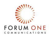 Forum One — @forumone