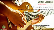 Guitar Lessons Los Angeles for Beginners