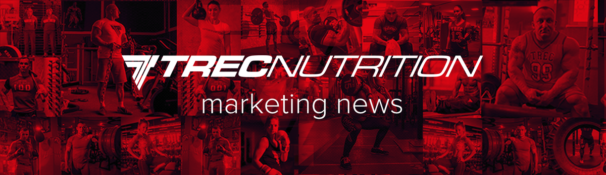 Headline for Trec Nutrition Marketing News 1st - 7th February 2016