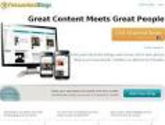 Great Content Meets Great People | NetworkedBlogs by Ninua