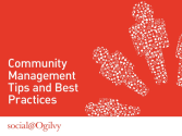 Community Management Tips and Best Practices