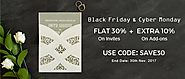 Black Friday + Cyber Monday Sale – A2zWeddingCards