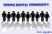 Smiles By Lyles Local Orthodontics Community in Spring