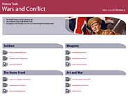 History Trails: Wars and Conflict