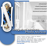 League of Nations Home Page