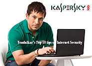 Kaspersky's top 10 tips on internet security.