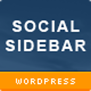 WordPress Social Sidebar
