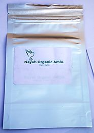 Khadi Organic Amla Hair Powder- Suppliers and Exporters  in India