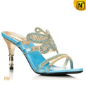 Genuine Leather Sandals Women CW203719 - cwmalls.com
