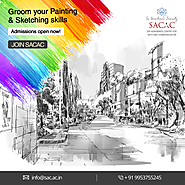 Enroll in Painting & Sketching Courses in Delhi at SACAC