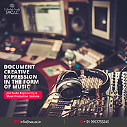 Audio Engineering & Music Production Course - SACAC