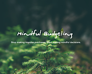 The Mindful Budgeting Program