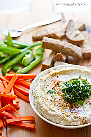 Cauliflower Hummus with Tahini Recipe