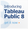 Free Data Visualization Software | Tableau Public