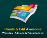 Easy WebContent Login - Build or Edit your website with Site Builder & HTML Editor