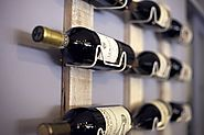 Show Off Your Wine in Style with a Homemade Display Rack