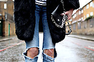 Website at http://stylecaster.com/how-to-make-ripped-jeans/