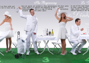 Everything related to Diner En Blanc, including complaining about it.