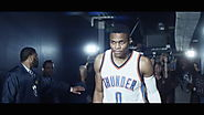 Russell Westbrook Gets the Best Hype Man Ever in Bravado-Packed Jordan Ad