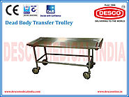 Dead Body Trolley