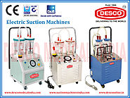 Surgical Suction Machines Manufacturers | DESCO