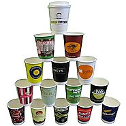 Custom Printed Ice Cream Cups