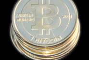 Physical Bitcoins by Casascius
